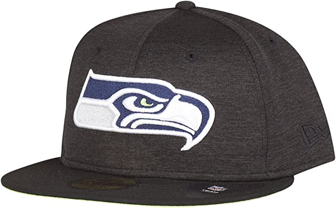 New Era NFL Shadow 59Fifty Tech Seattle Seahawks Gorra: Amazon.es ...