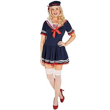 914c4f034 dressforfun Disfraz de Marinera para Mujer | Vestido muy dulce ...