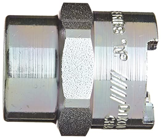 Dixon 4nbf6 Bowes Coupler 3//4 Inch Bspp Steel 200616-4-6 Pack Of 2