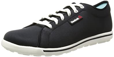 58c716135e61 Reebok Skyscape Forever Black Womens Walking Shoes Trainers Size UK ...