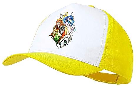 MERCHANDMANIA Gorra Amarilla Tate NO YUUSHA NO NARIAGARI Color Cap ...