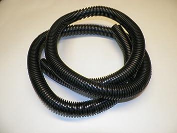 Amazon.com: BLACK FLEX, Split (5 Feet) wire loom tubing, sleeve ...