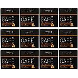 VIAGGIO ESPRESSO - 120 Cápsulas de Café Compatibles con Máquinas Nespresso - RISTRETTO