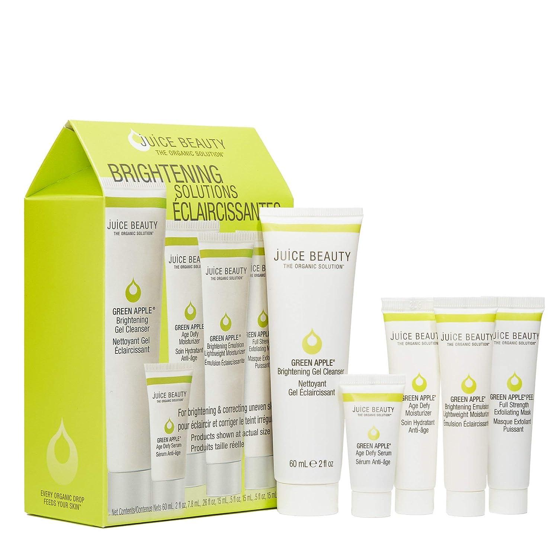 Juice Beauty Juice Beauty Green Apple Brightening Solutions Kit - Gel Cleanser (2 Oz), 5 ct.
