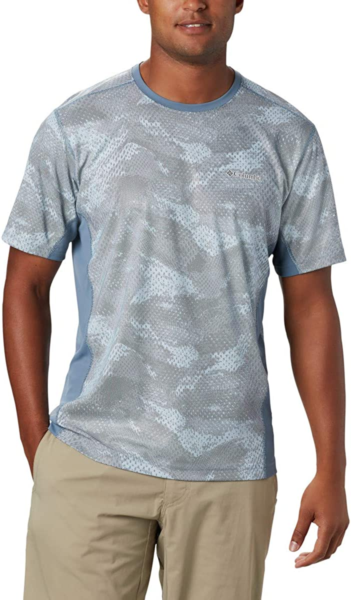 Columbia Men's Solar Chill 2.0 Short Sleeve
