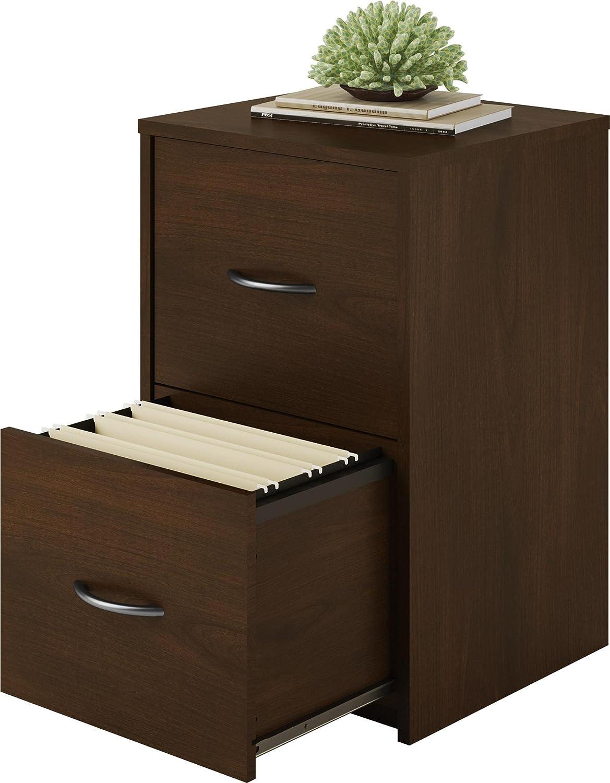 Cherry File Cabinets Amazoncom Altra Core 2 Drawer File Cabinet Resort Cherry