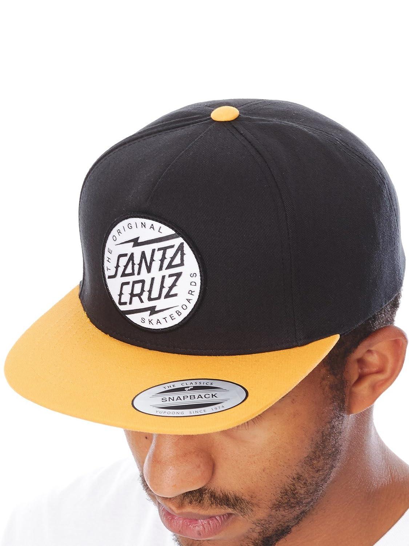Santa Cruz Gorra Caps Bolt Dot BK: Amazon.es: Ropa y accesorios