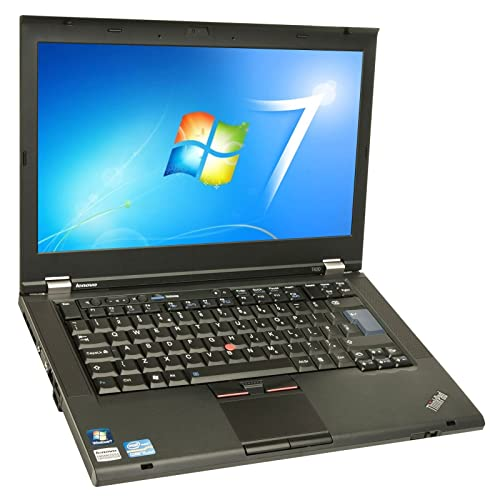 Lenovo Thinkpad T420 Laptop 14-inch Notebook Genuine Windows 7 Professional Core i5 2.50GHz 4GB Ram 320GB HDD DVD+/-RW Wireless Webcam HD Graphics Wifi (Certified Refurbished)