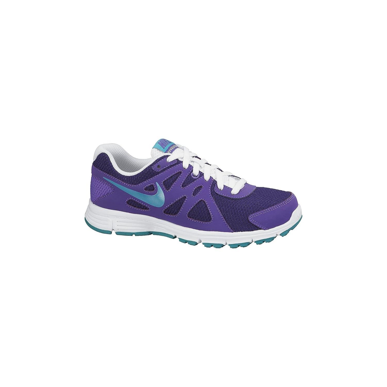 Nike Running Revolution 2 Lgg, Chaussures de course pour homme - Multicolore - multicolore, 36.5 EU