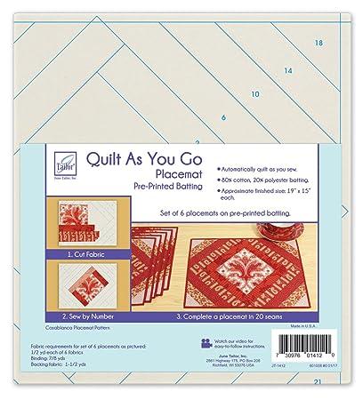 Amazon June Tailor Inc Batting Quilt Asgo Plcmt Casb Number