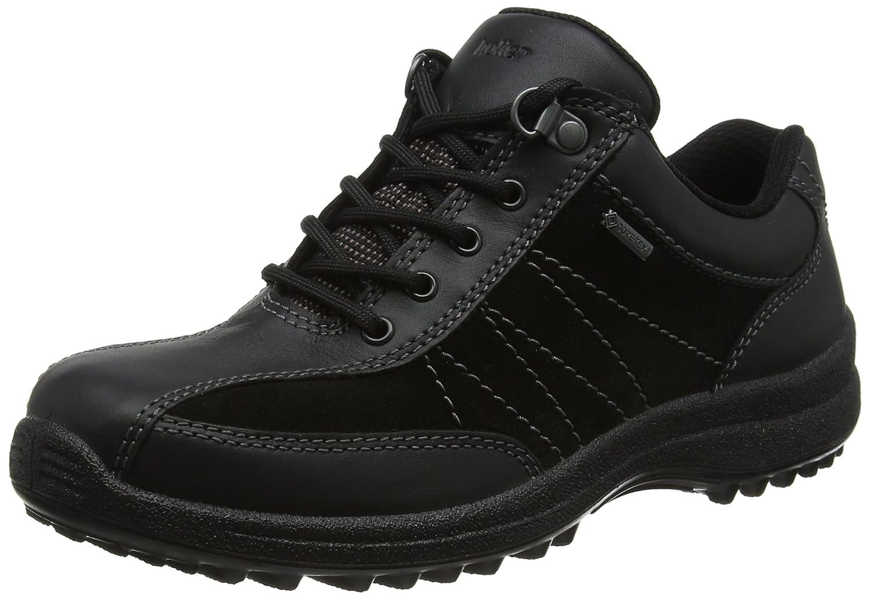 Hotter Mist, Zapatillas para Mujer 42 EU Negro (Black 001)