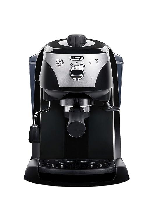 Delonghi ECC 221.B Cafetera Motivo Pump, café exprés y ...