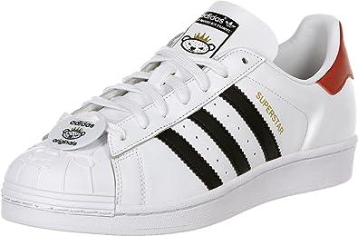 adidas schuh superstar ii white black