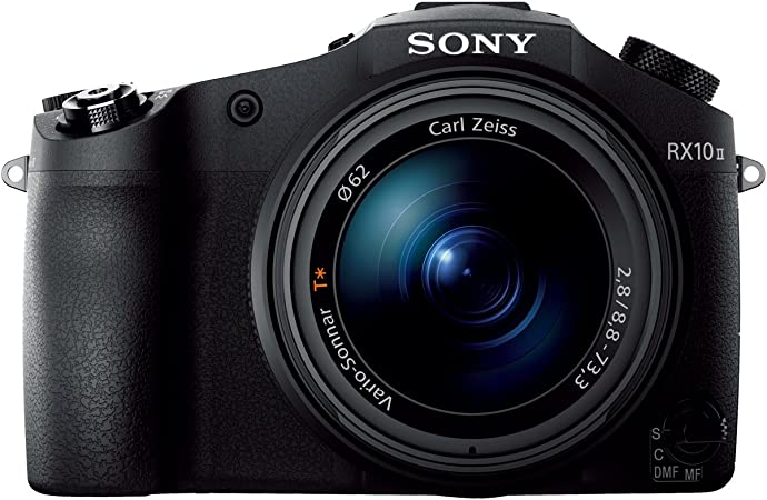 Sony Cyber-Shot DSC-RX10 II - Cámara compacta de 20.2 MP y Sensor ...