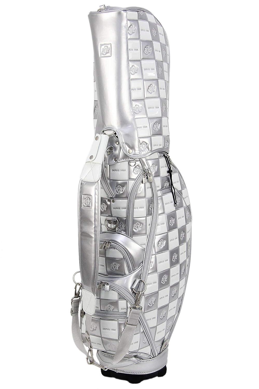 キャディバッグ メンズ レディース ゾーイ ZOY 2019 春夏 ゴルフ F(1098) ホワイト(0001) 07174983091