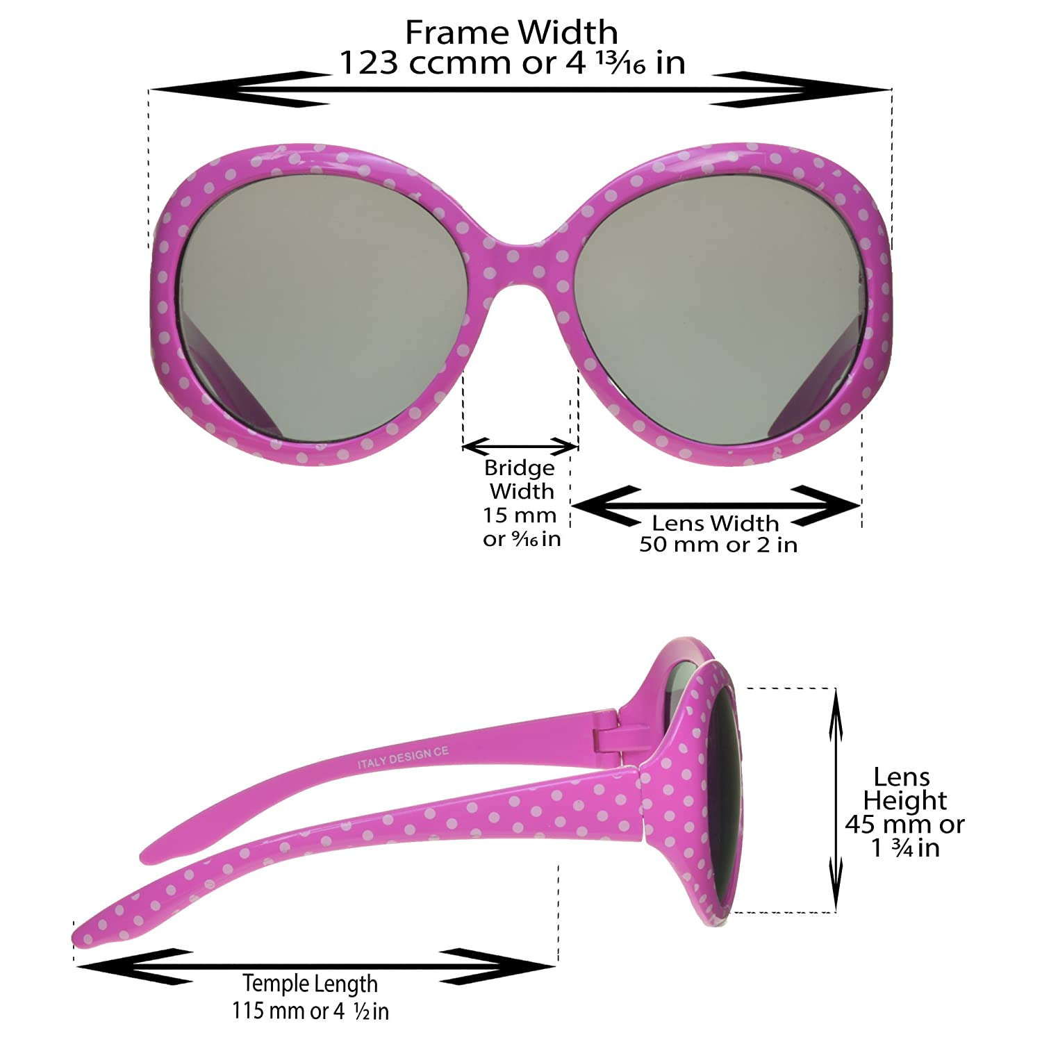 Girls Sunglasses Pink Butterfly Heart Princess bow 2 years to 10 years old UV 100/% Protected 2 Pairs Set