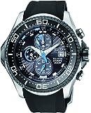 Citizen Promaster BJ2111-08E - Reloj cronógrafo de cuarzo para hombre, correa de goma color negro