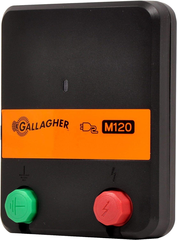Rete per recinzione elettrica Gallagher M120/Elettrificatore