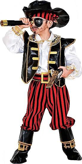 VENEZIANO Disfraz Pirata del Caribe Vestido Fiesta de Carnaval ...