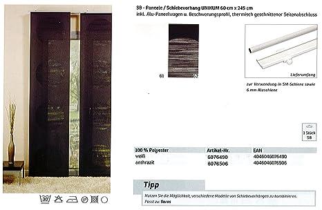 Erfal Riel Unikum Antracita 60 X 245 Cm Amazon Es Juguetes Y Juegos