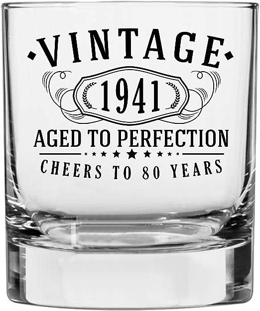Vintage Whiskey Glass'