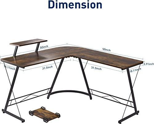 Sturdy Home Office Desk