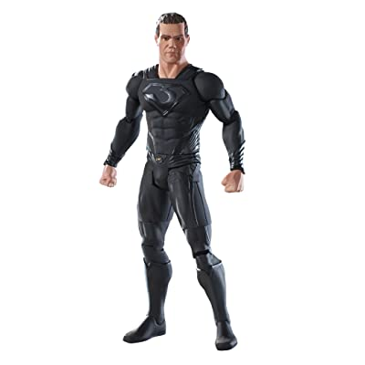 Superman Man of Steel Movie Masters General Zod Action Figure: Toys & Games