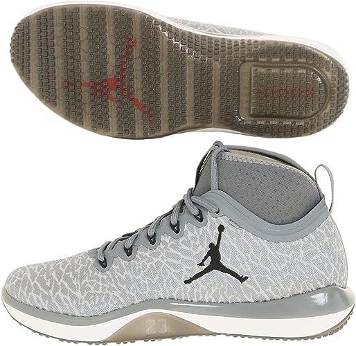 Nike 845402-002, Zapatillas de Baloncesto para Hombre, Gris (Cool ...