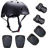 Casco para niños rodillera 2-10 bici skate scooter protección ajustables