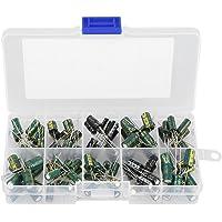 Condensadores electrolíticos 10 valores 100 piezas de audio