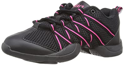 9a833e63aac7e Bloch .524 Criss Cross Dance Sneaker  Amazon.co.uk  Shoes   Bags