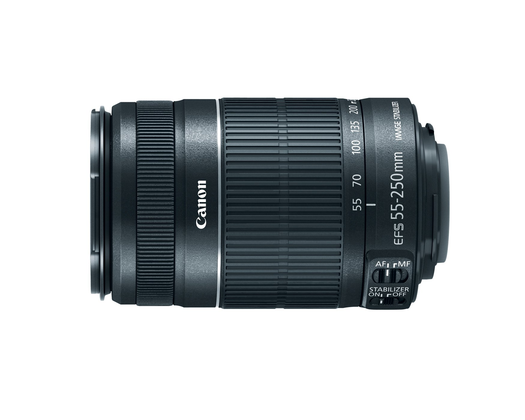 Canon EF-S 55-250mm f/4.0-5.6 IS II Telephoto Zoom Lens by Canon
