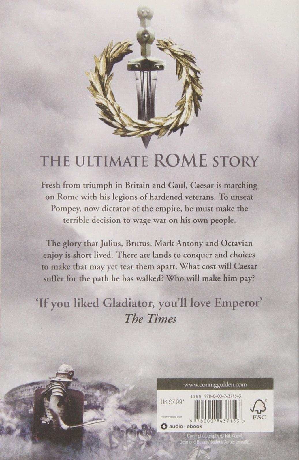 The Gods Of War (emperor Series, Book 4): Amazon: Conn Iggulden:  8601300030289: Books