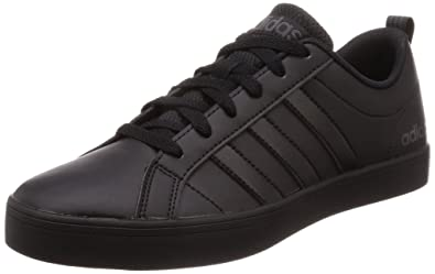 new product 96aee 31642 Amazon.com  adidas Essentials Mens VS Pace Trainers - Black