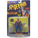 Spider-Man: The Animated Series > Web Glider Spider-Man Action Figure
