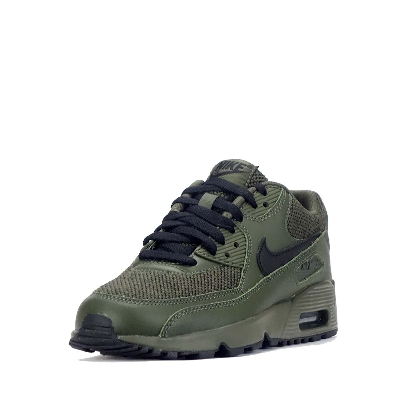 outlet store bb5c0 f31a3 Amazon.com   NIKE Air Max 90 Mesh SE Older Kids Sneaker (5 M US Big Kid)    Sneakers