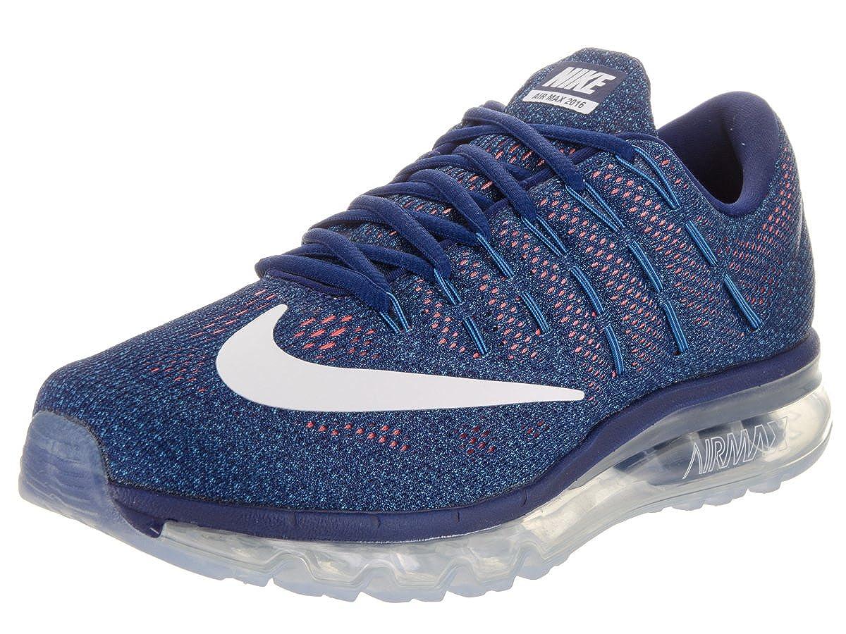 Blau Nike Herren Air Max 2016 Low-top, 44 EU