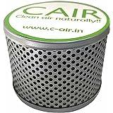 Cair Car Air Purifier and Odour Remover (Medium, Silver)