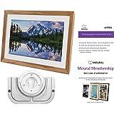Amazon.com : Meural Canvas - Smart Digital Frame | Leonora