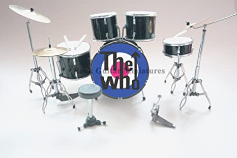 Amazon Com Rgm383 Keith Moon The Who Drum Kit Everything Else
