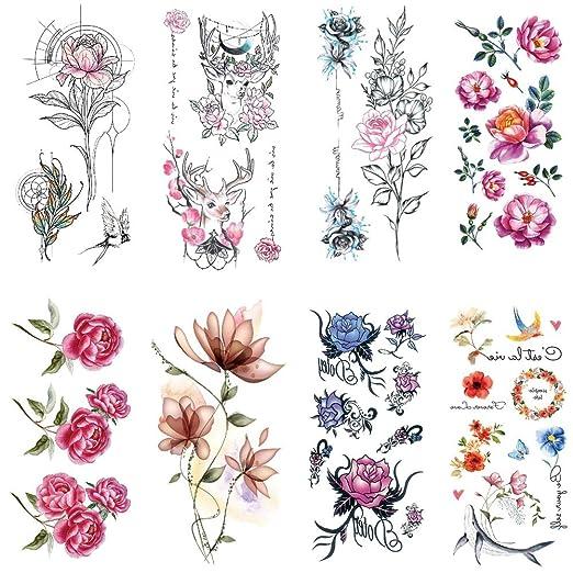 Blatter Tattoo Designs Mit Bedeutungen 30 1