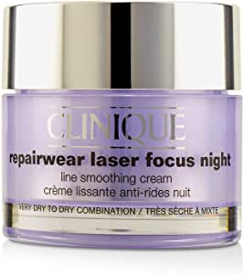 Clinique Repairwear Laser Focus Night Line Smoothing Cream, 50 ml