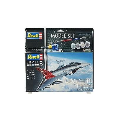Revell Model Set 63952 Maquette - Eurofighter Thyphoon monoplace