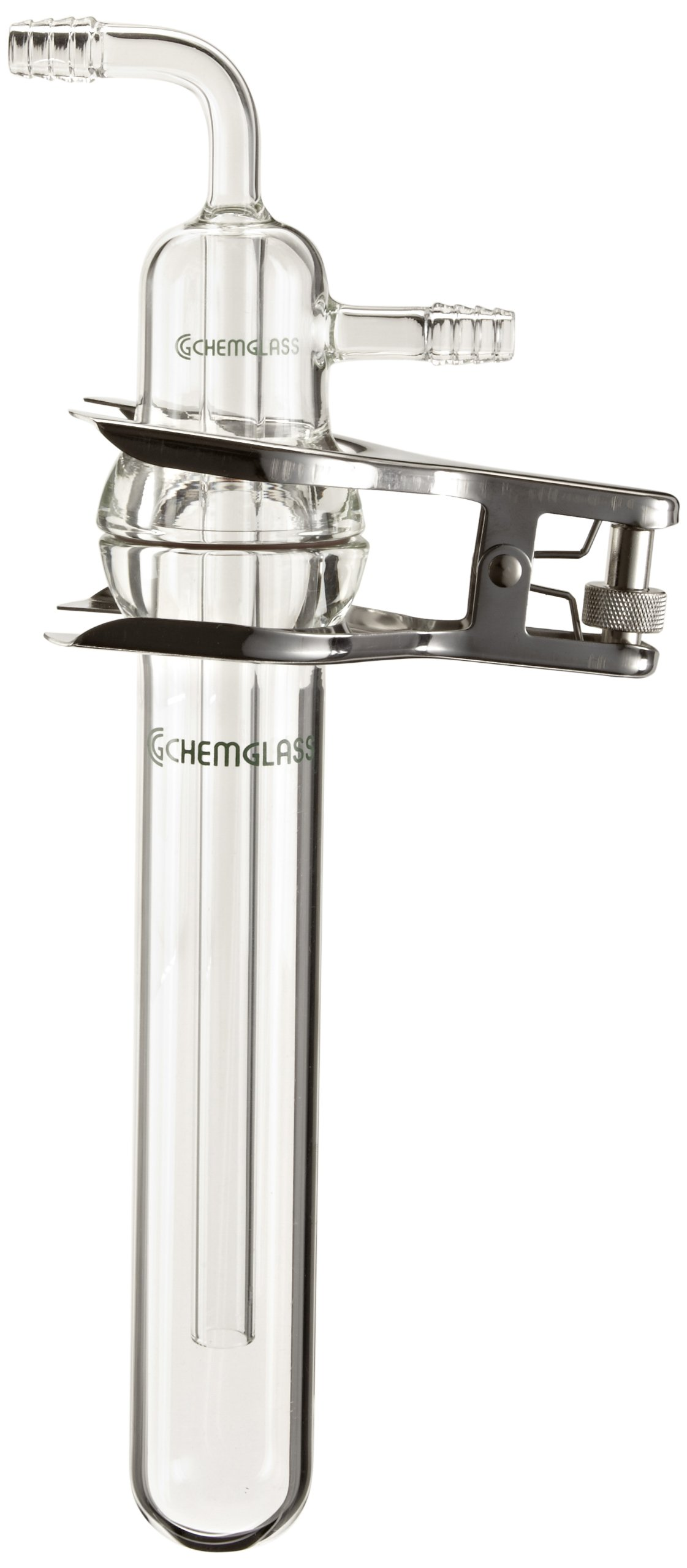 Chemglass CG-4513-11 Vacuum Trap with #40 O-Ring Joint, 45mm OD x 250mm Length by Chemglass