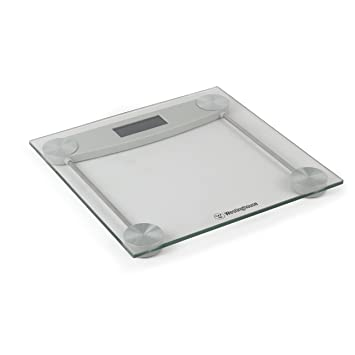 Westinghouse Digital Glass Bathroom Scale | Body Weight Scale | WBS11