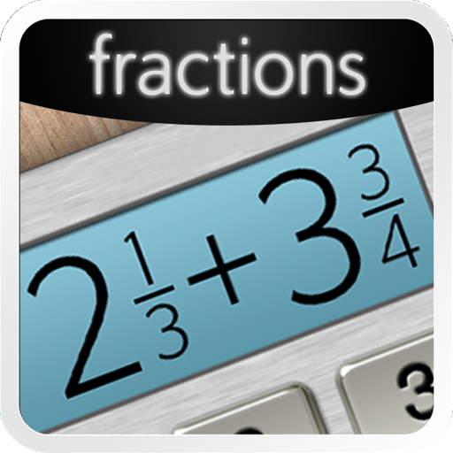 - Fraction Calculator Plus