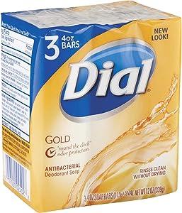 Dial Gold Bath Bar Soap