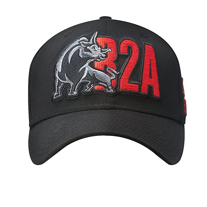 2a341800ce4 WWE The Rock B2A Snapback Hat Black Orange One Size  Amazon.ca ...