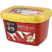 清净园淳昌辣椒酱500g(新老包装,随机发货)(韩国进口)