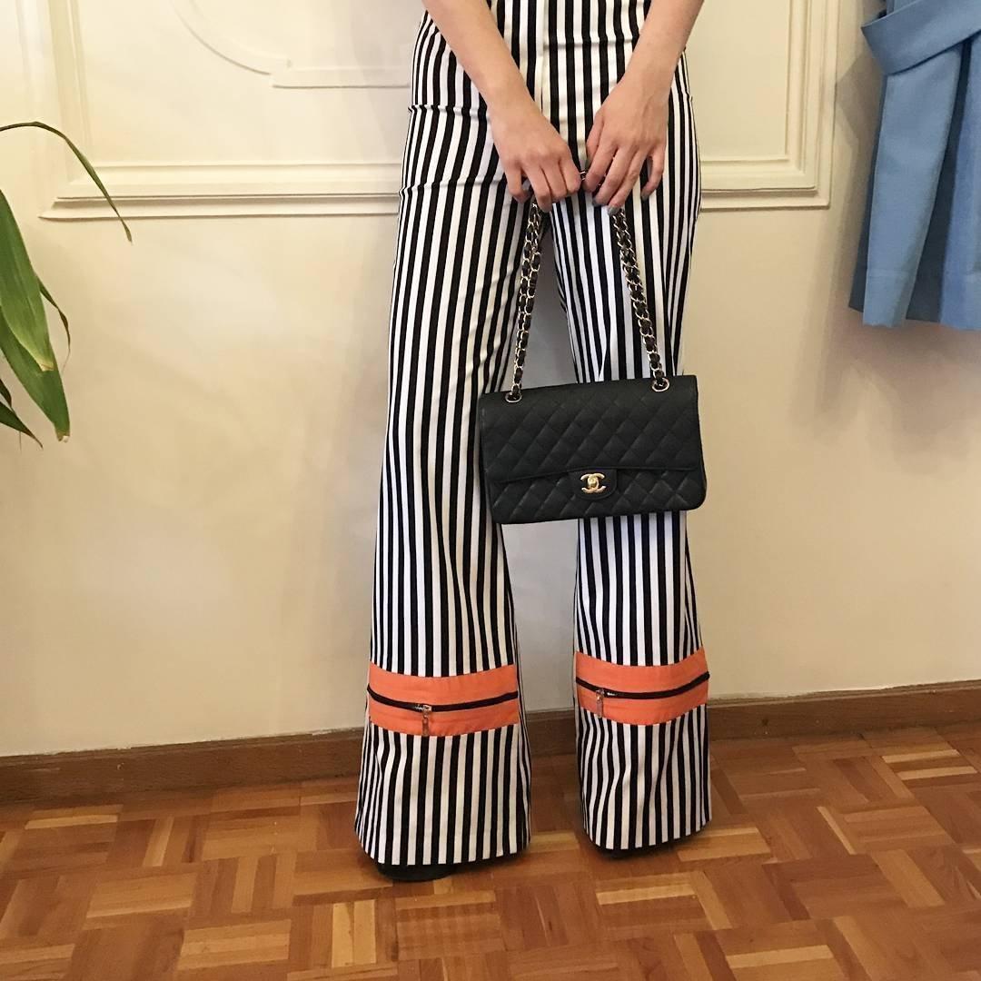 Women long trousers